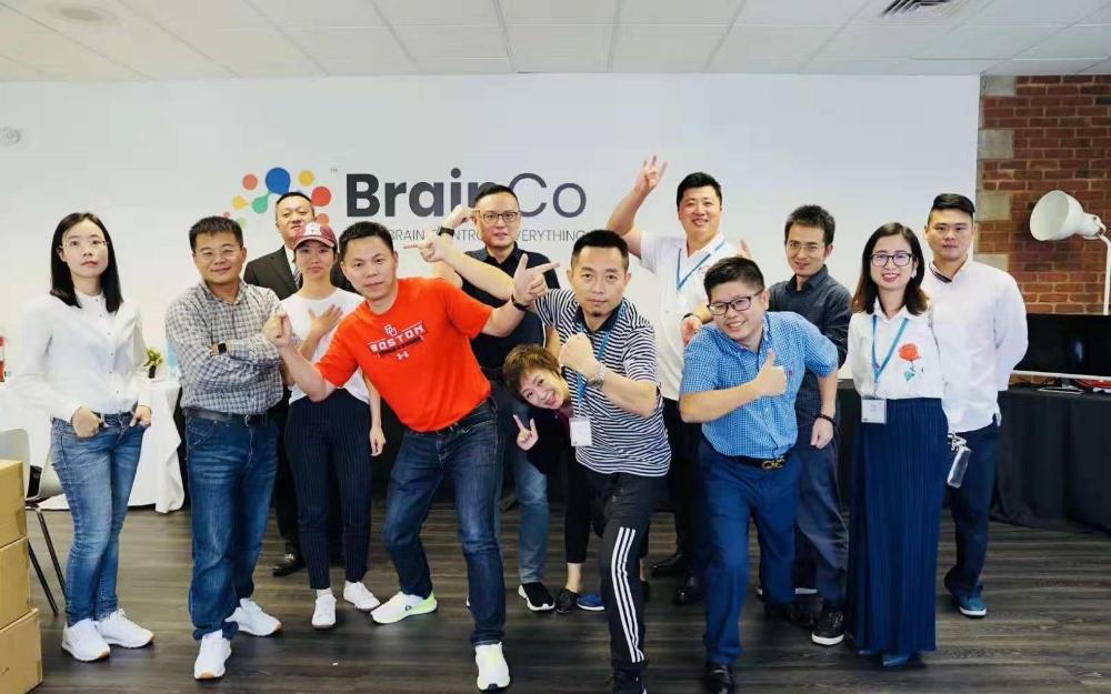 原金立副總裁俞雷將加盟AI公司BrainCo,出任首席運營官