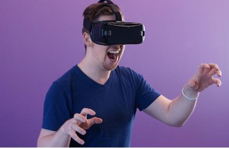 马来西亚展示了一种VR技术 可以通过互联网传播和感知气味
