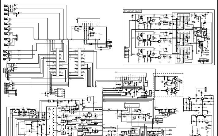 创维29D16HT(6P29机芯)彩电原理图资料免费下载