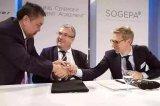 造车新势力昶洧与比利时SOGEPA基金2019年推出其在中国市场的第一款量产车型