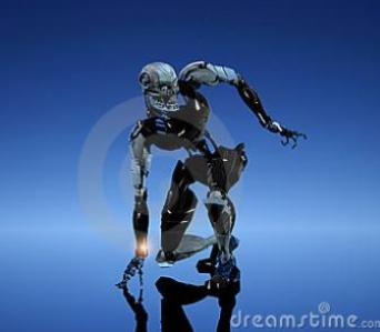 机器人拥抱人工智能 应用场景不断扩大