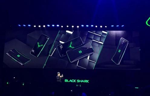 黑鲨游戏手机Helo性能已全面升级搭载骁龙845...