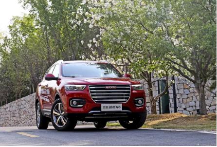 在市场普遍低迷的大环境下 长城汽车四大品牌销量连续上涨