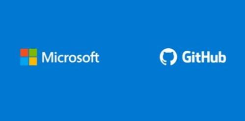 MicroSoft收购GitHub交易敲定 MicroSoft看上了GitHub哪里