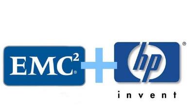 EMC最佳的合并时机在惠普分拆之时