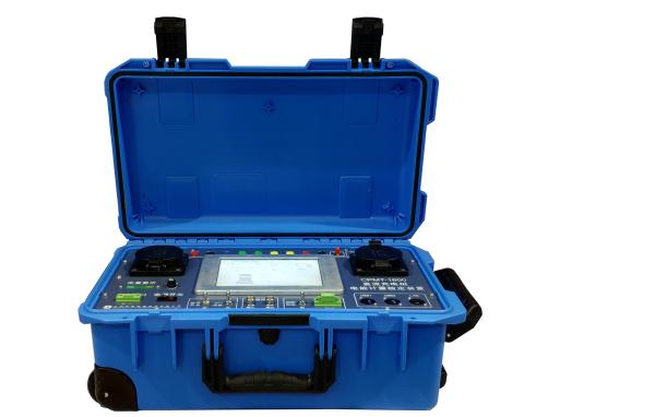 CPMT-63A便攜式交流新能源車充電樁電能計量檢定裝置的資料介紹