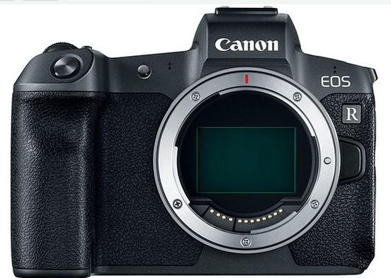 佳能明年将发布两款EOS R系列全画幅微单相机