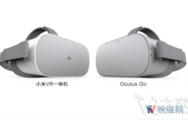 小米生态链公司临奇科技数千万A轮融资 Oculus Go出货量达数百万台