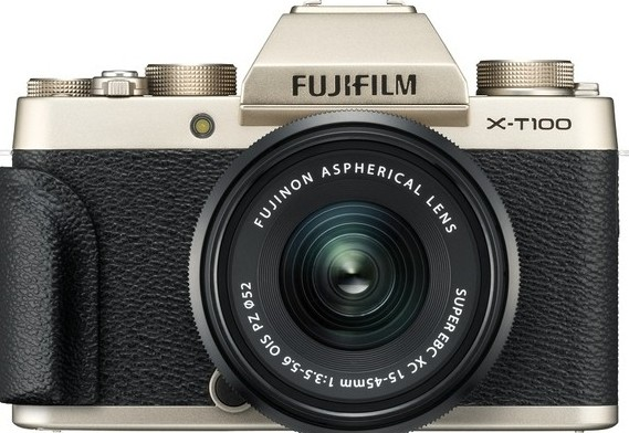 富士X-T100数码相机搭载了2420万像素APS-C传感器拍摄性能十分强大