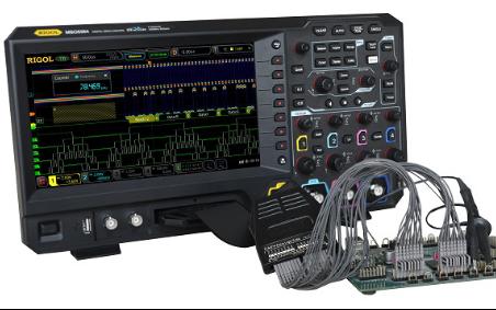 普源精电(RIGOL)发布全新 5000系列数字示波器