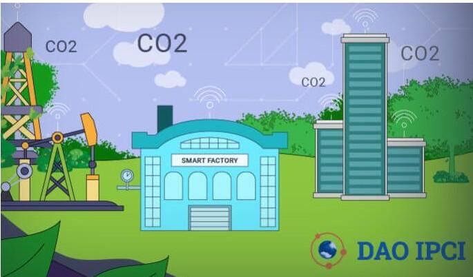 区块链有助于改善空气中二氧化碳的排放