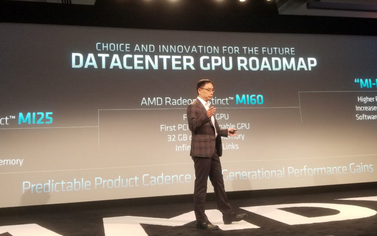 AMD 推出台积电 7 纳米制程 CPU 及 G...