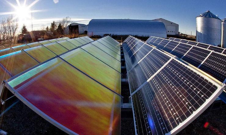 汉能薄膜发电集团宣布砷化镓薄膜单结电池转换效率达到29.1%再次刷新世界纪录