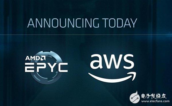 AMD宣布EPYC霄龙服务器正式登陆亚马逊AWS