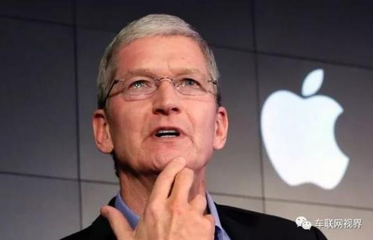 马甲被挖 苹果的汽车业务布局越来越强大