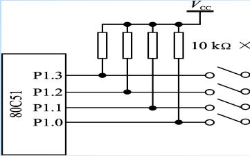 单片机原理与应用之单片机的典型外围接口技术