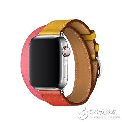 苹果发布两款全新AppleWatch专用爱马仕版表带