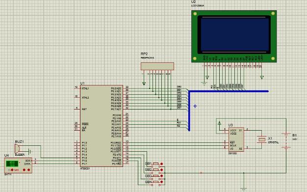 使用12864液晶屏读取DS18B20的序列码详细资料和程序免费下载