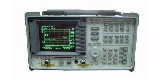 頻譜分析儀的七大性能指標