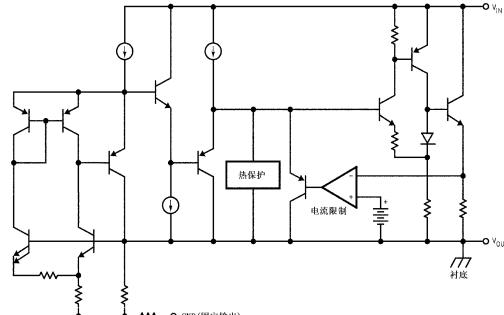 LM1117个低压差电压调节器的数据手册免费下载