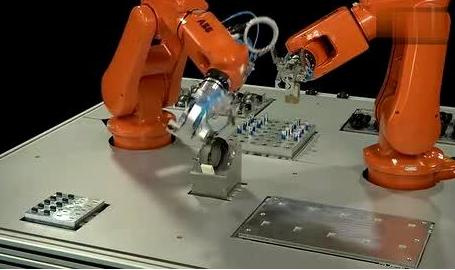 智能制造时代下 ABB机器人能帮助制造企业有效提升生产效率