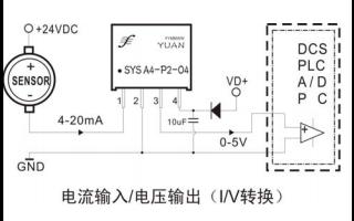 SYS U-P-O和SYS A-P-O微型低成本高精度模拟信号放大器芯片的数据手册