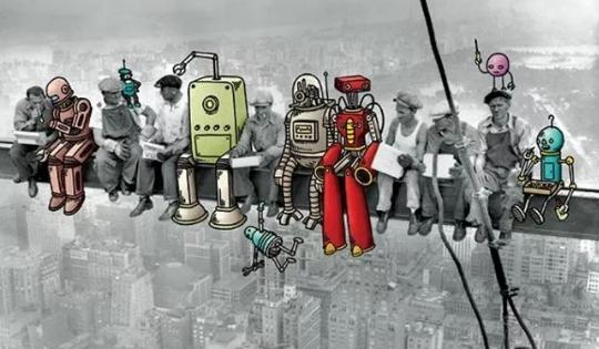 机器人不太可能接管那些依赖人类互动的角色