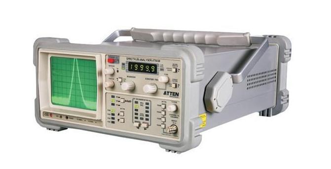 簡介AT5010頻譜分析儀
