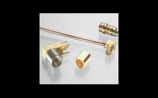 TE Connectivity推出微型同轴电缆连...