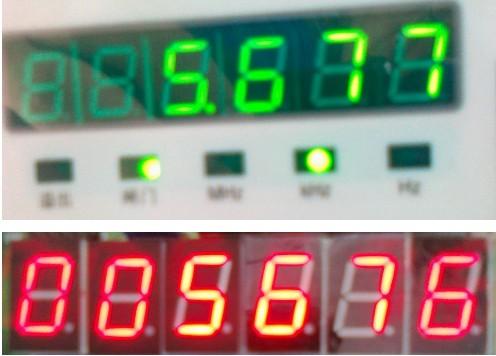基于8502单片机计数器对LED灯的设计