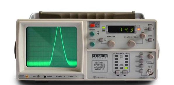 介紹AT5010頻譜分析儀功能及用途