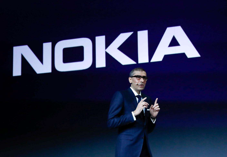 诺基亚与三大运营商签署了框架协议共同加速5G的演...