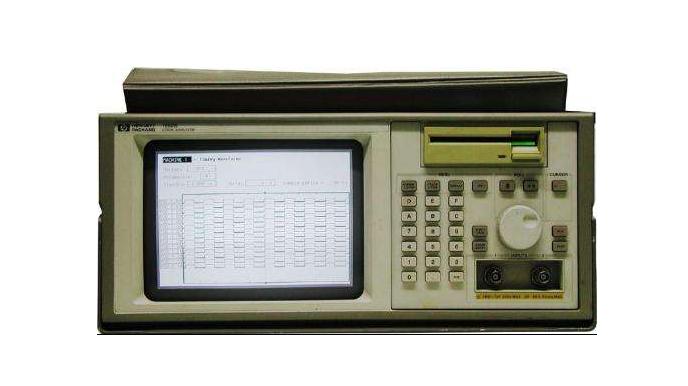 比较逻辑分析仪与示波器之间的区别