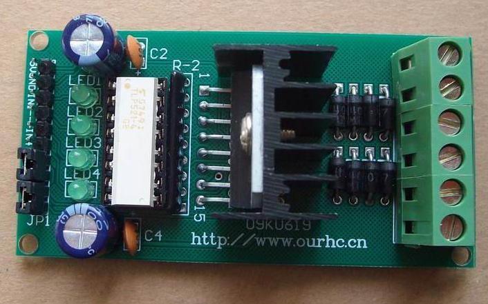 L298N电机驱动器的详细资料合集免费下载