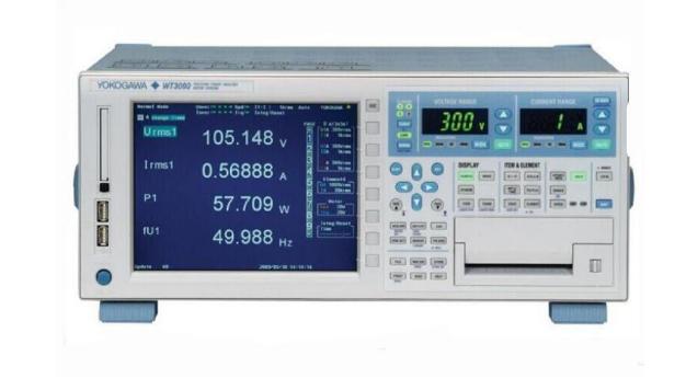 简介高精度功率分析仪功能及要求