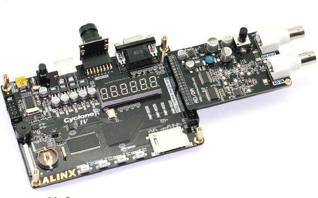 FPGA黑金开发板AX301的用户手册详细资料免费下载