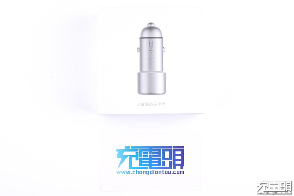 紫米雙口快充車充AP821評測 同類產品中極富競爭力