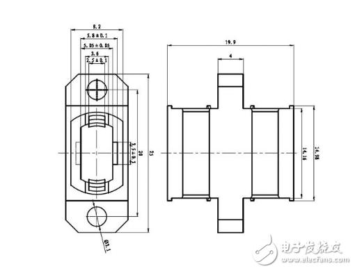 光纤适配器的结构及性能指标介绍