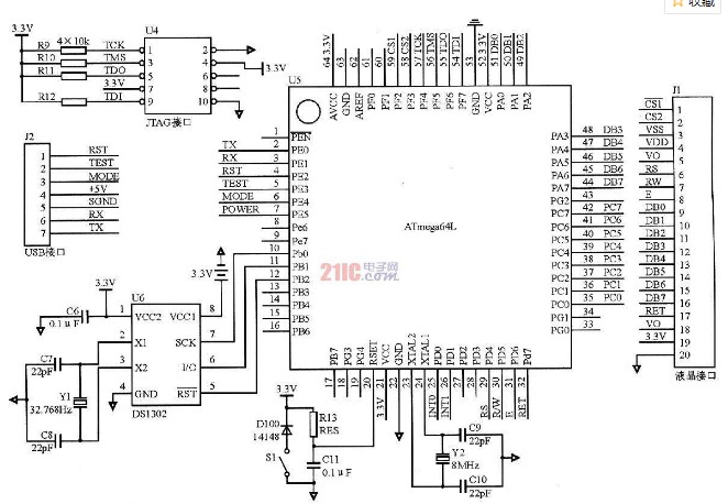基于AVR单片机中的EEPROM和FLASH的区别及使用方法解析