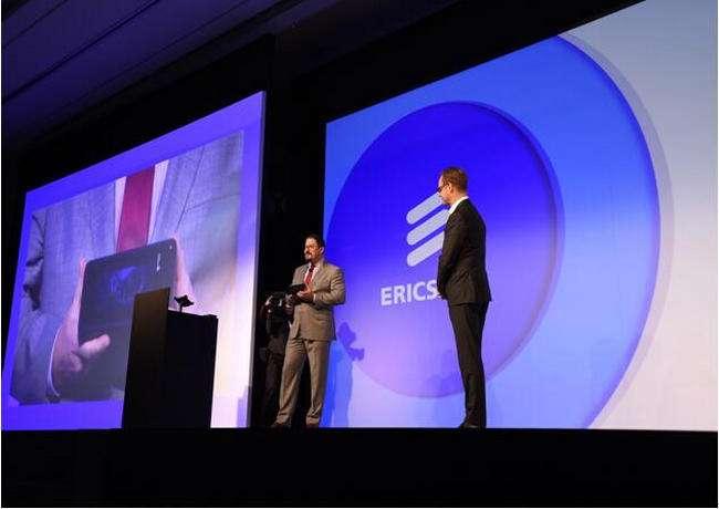 爱立信携手瑞士电信和高通首次实现了5G智能手机原...