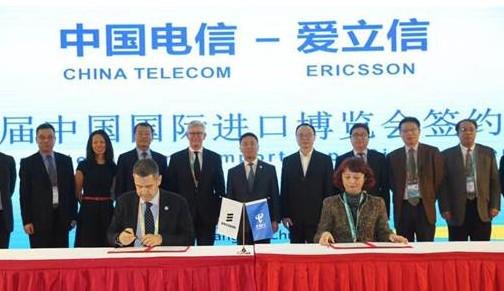 爱立信和诺基亚与我国三大运营商签署合作协议将共同加速5G的演进