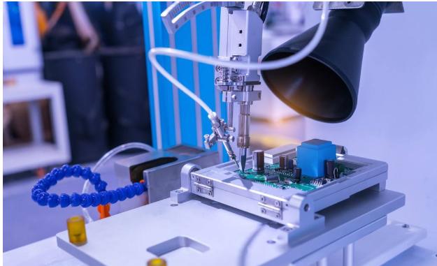 工业机器人在PCB行业有什么作用详细应用案例分析