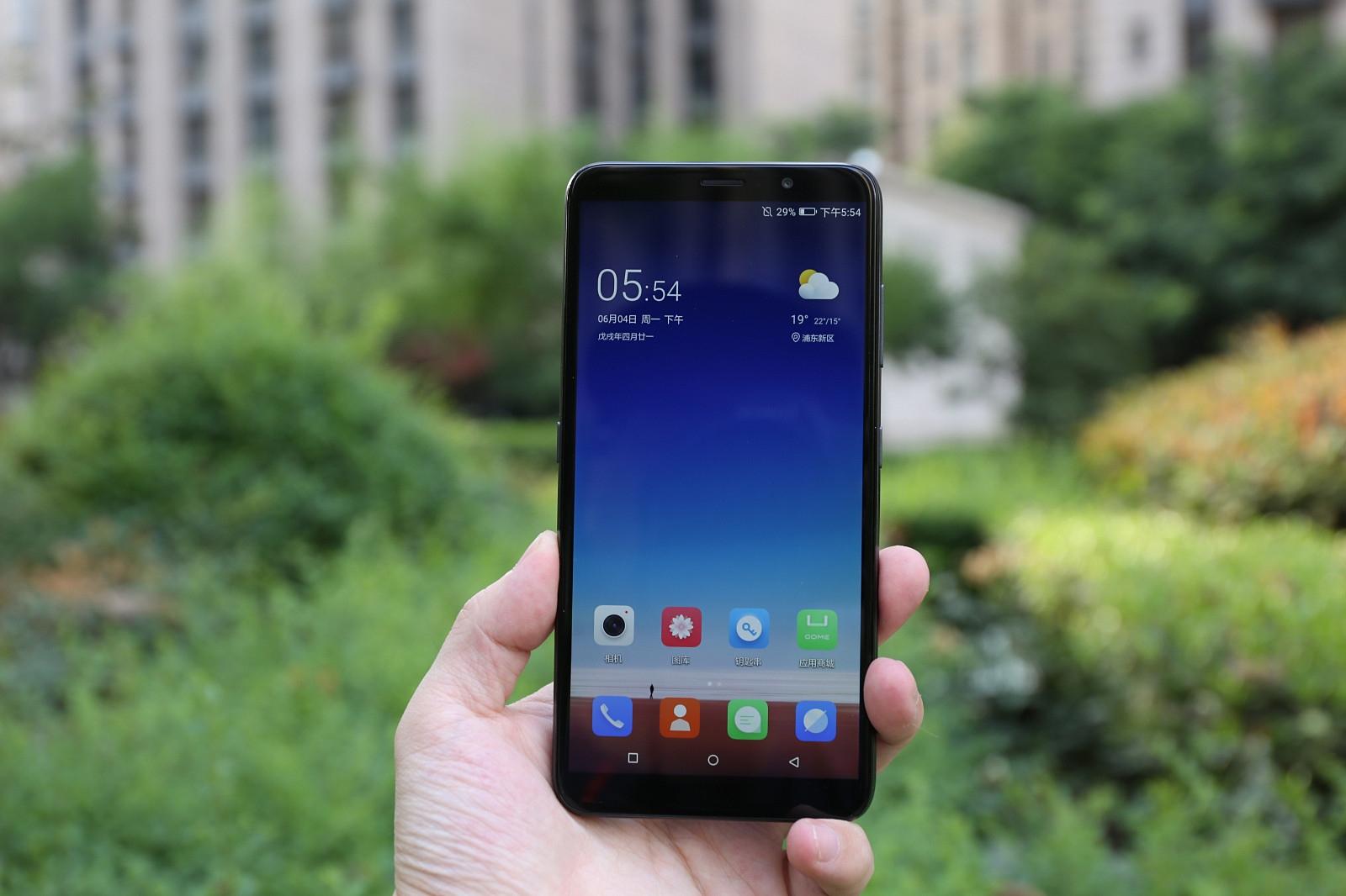 国美FenmmyNote评测 最具性价比手机
