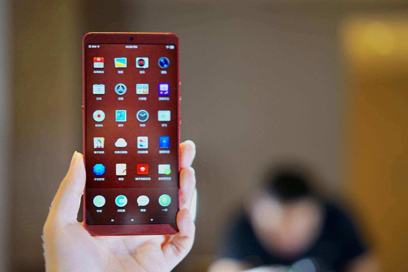 坚果Pro2评测 2000元档最值得买的全面屏手机