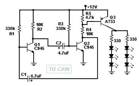 LED闪烁开发之while循环函数和delay延时函数的资料概述