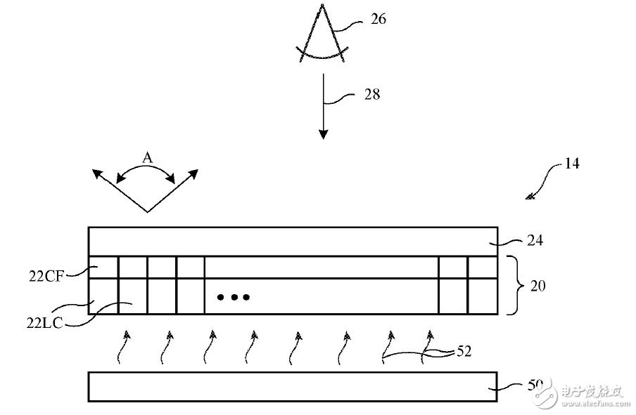 苹果申请一项MicroLED显示器相关专利 将为可穿戴式产品铺路