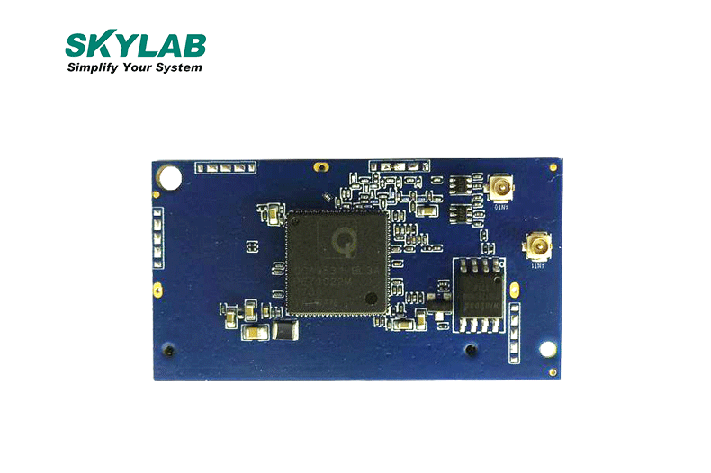 介绍两个插针和邮票孔封装的QCA9531 WiFi模块