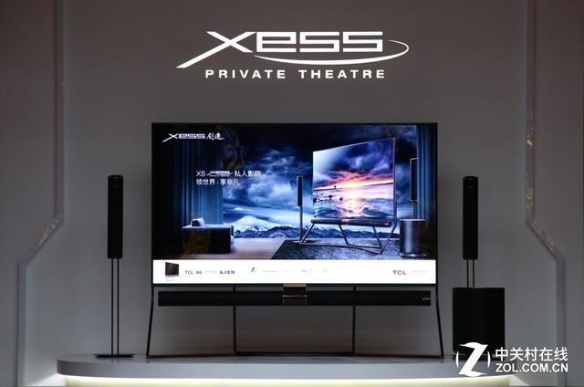 TCL85英寸私家影院评测 电视原来还可以做到如...