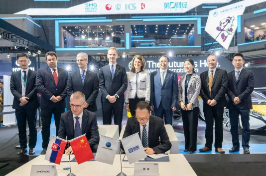 宝能汽车与AeroMobil签署协议 双方合作研发多功能飞行汽车