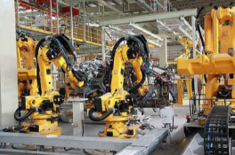 2017全球工业机器人销量比2016年增长30%